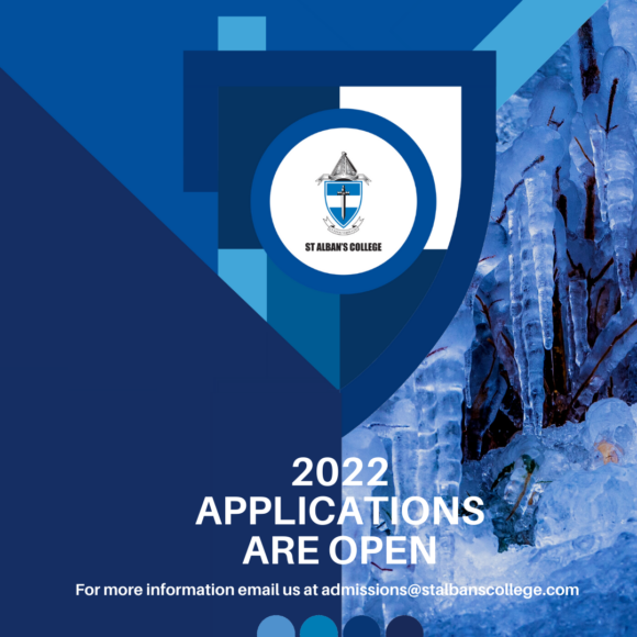 2022 applications are now open!